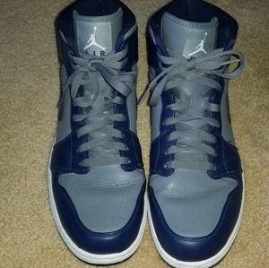 Nike Air Jordan retro 1 Georgetowns